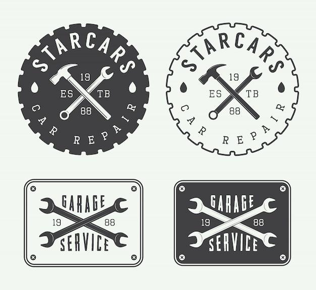 Mechanic labels