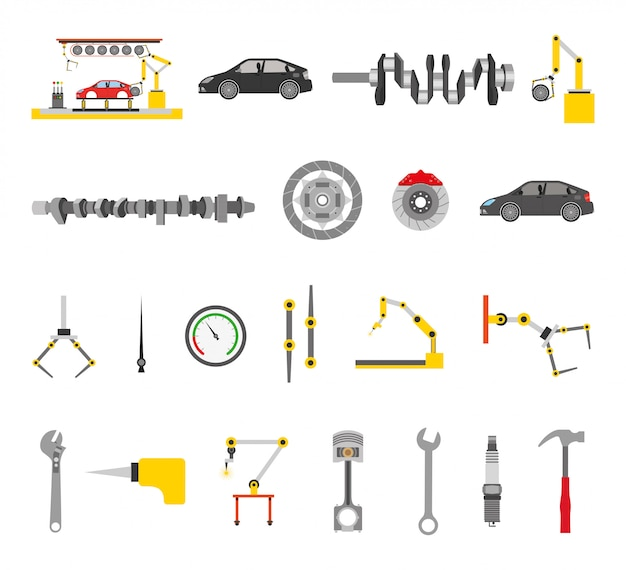Mechanic shop bundle of tools