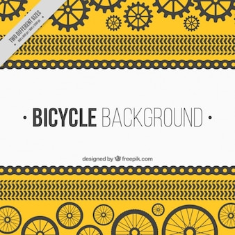 Mechanical background of bicycles