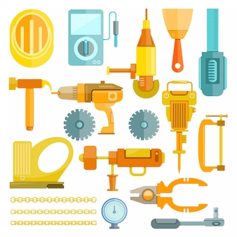 Mechanical and construction tools