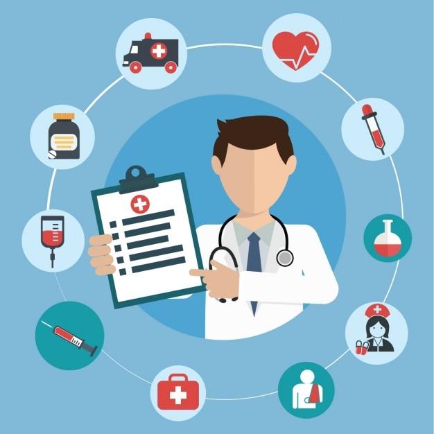 medical vectors photos and psd files free download rh freepik com vector medical louisiana vector medical services