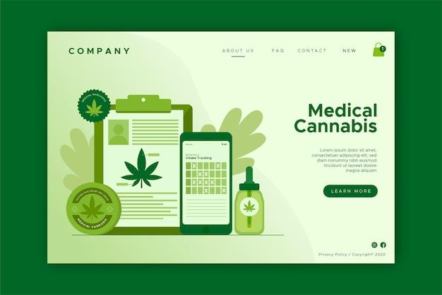 의료 대마초-방문 페이지