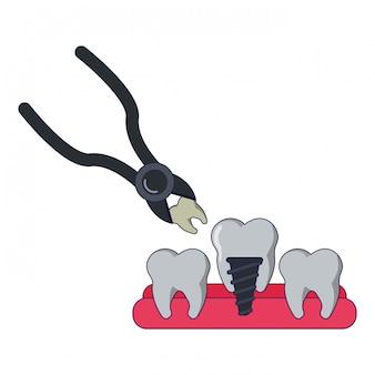 Medical dental treatment