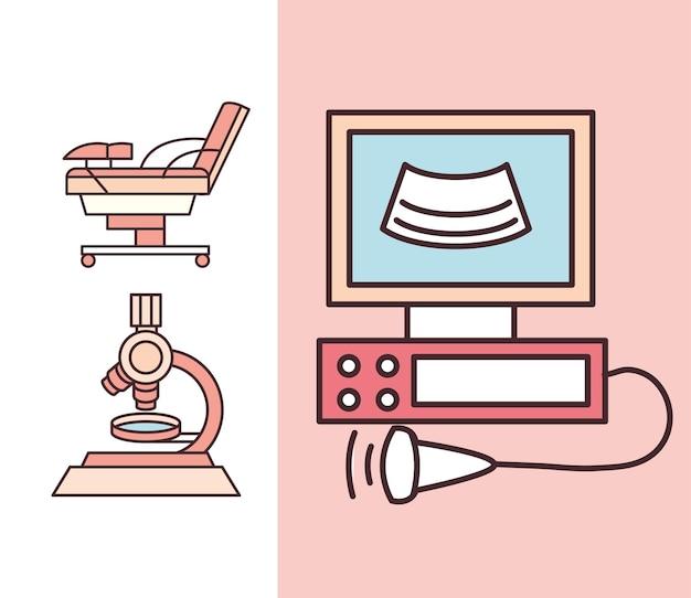 Комплект медицинского оборудования