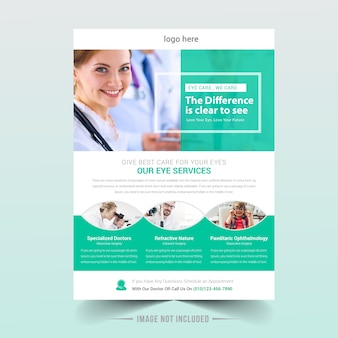 Dental Flyer Vectors Photos And PSD Files Free Download - Dental brochure template