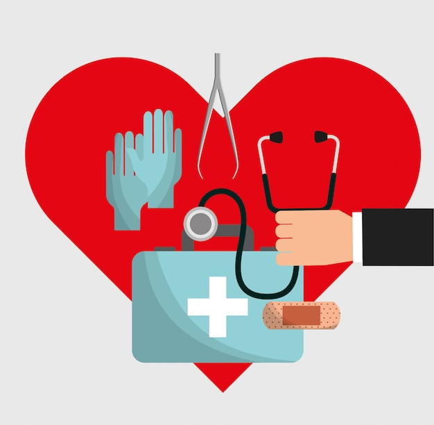 Medical health care card