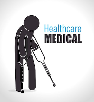 Medical healthcare design.