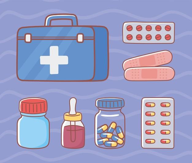 Символы аптечки