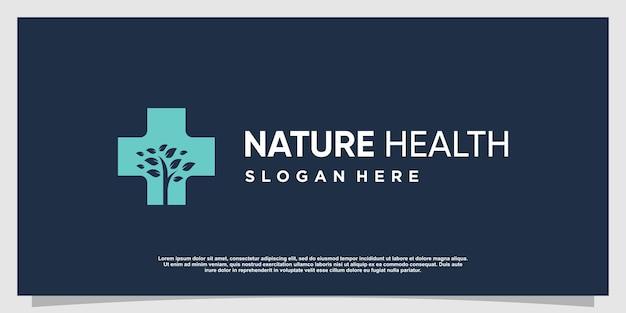 現代の創造的な要素プレミアムベクトルパート5の医療ロゴ