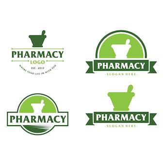 Medical and pharmacy logo