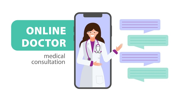 Medical service online for patients