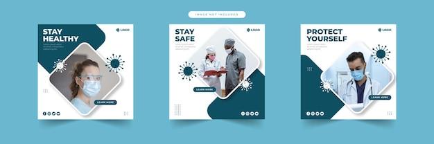 Medical social media post