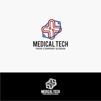 Логотип медицинской техники