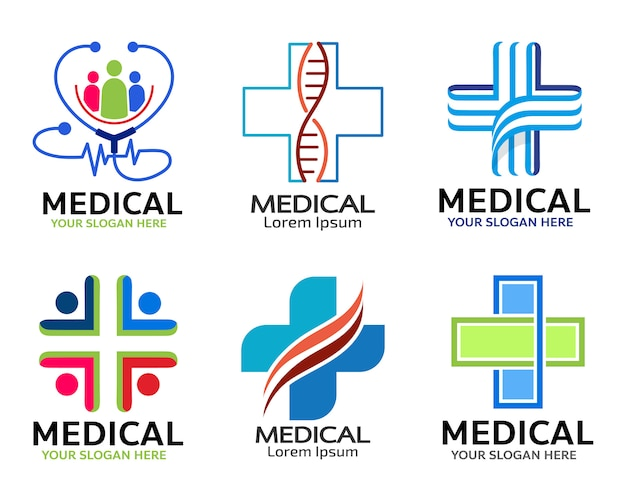 Medical vector icon illustration design
