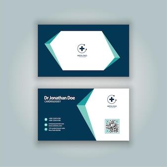 Медицинские визитные карточки