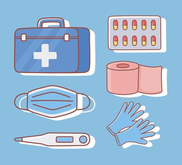 Медикаменты и аптечка