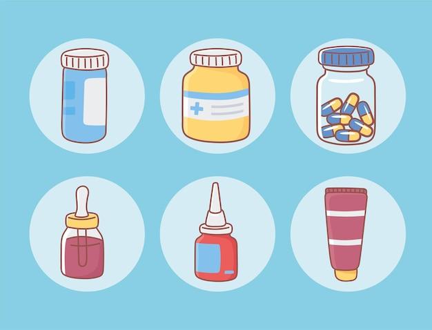 Медикаменты, здравоохранение