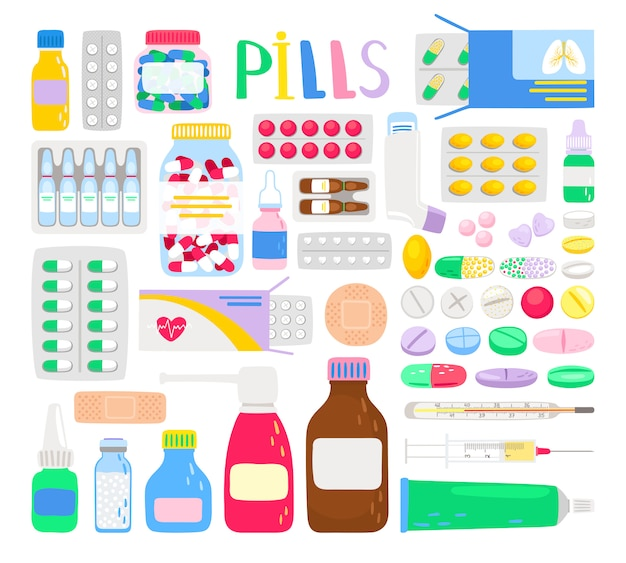 Medicines and medications