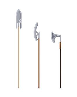 Коллекция средневекового оружия