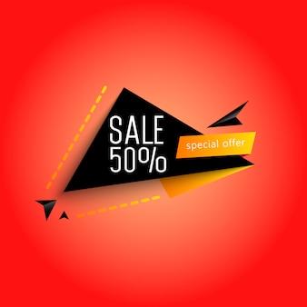Mega sale poster, banner. big sale,