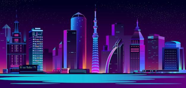 Megapolis background