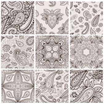 Mehendy pattern