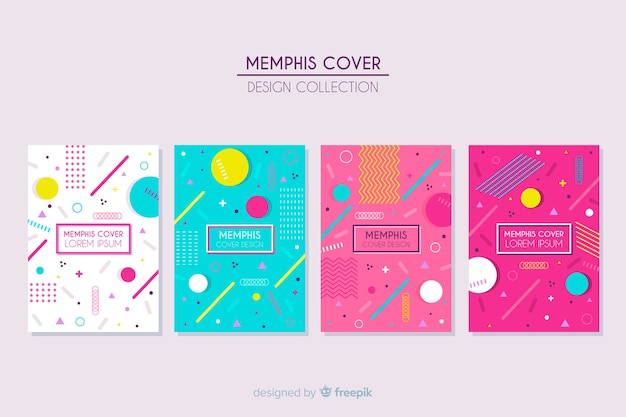 Memphis cover collection