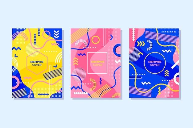 メンフィスデザインカバーコレクション