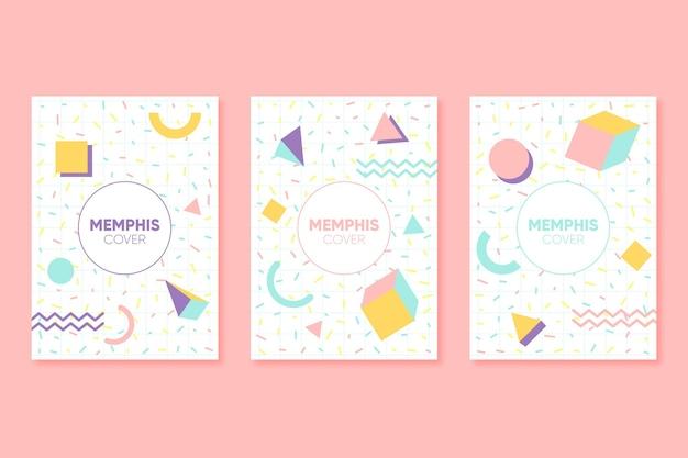 멤피스 디자인 커버 컬렉션