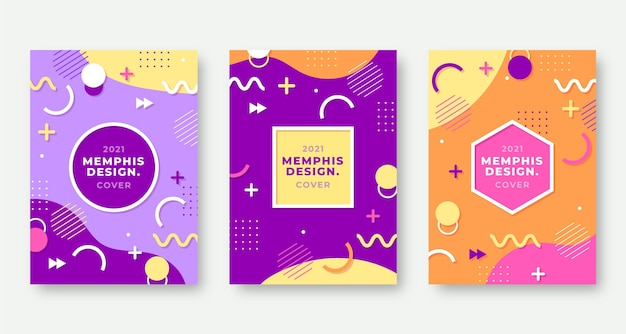 メンフィスのデザインカバー