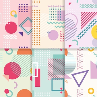 Memphis design pattern collection