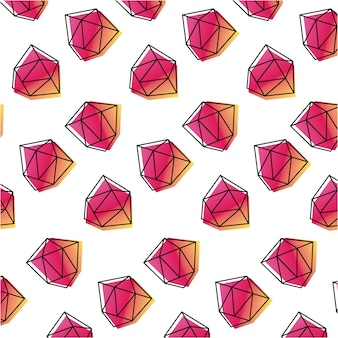 メンフィススタイルのパターン