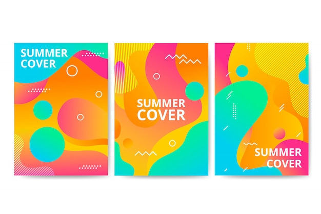 Memphis summer cover collection