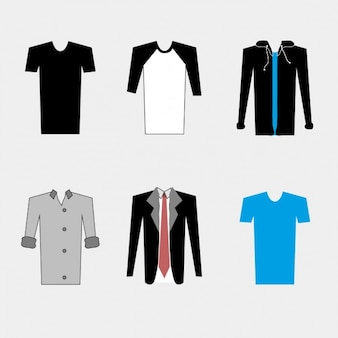 Men's clothing set