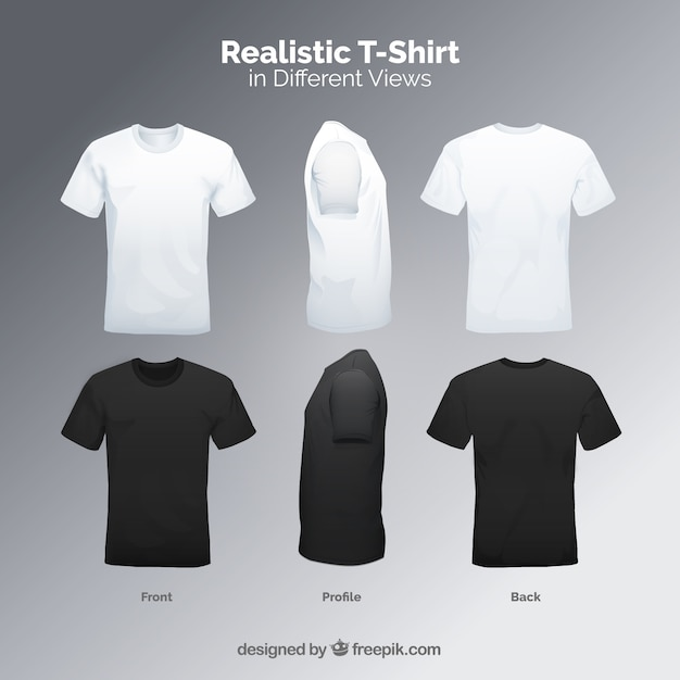 Learn How To Design T Shirts In Photoshop:  Free Downloadrh:freepik.com,Design