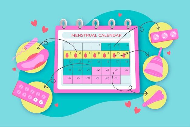 Faktor Penyebabnya Siklus Menstruasi Yang Berubah-ubah