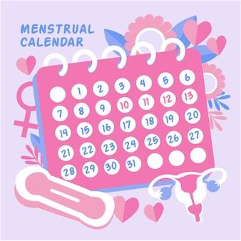 Концепция менструального календаря
