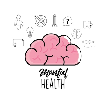 Mental health to creative process design
