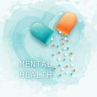 メンタルヘルス、愛はあなたの心と脳を助けます。