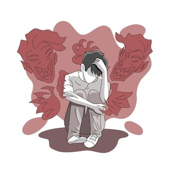 Mental illness or schizophrenia