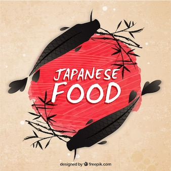 Menu fish restaurant
