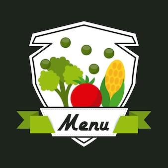 メニューレストラン