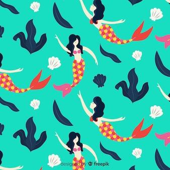 Mermaid patter