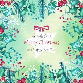 Merry christamas background