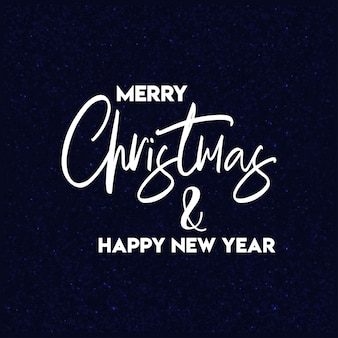 Merry christmas 2019 background