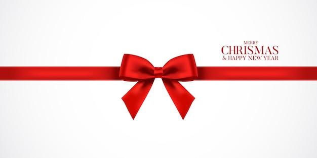 メリークリスマスと新年あけましておめでとうございますベクトルイラスト。