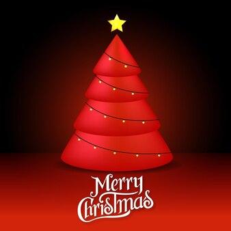 С рождеством и елкой