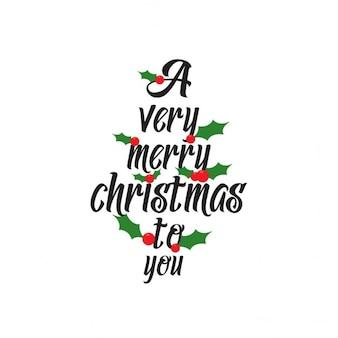Рождественская елка свят