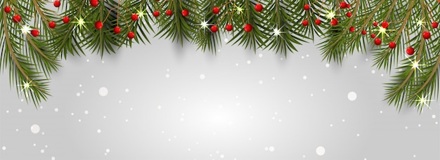 Merry christmas background.