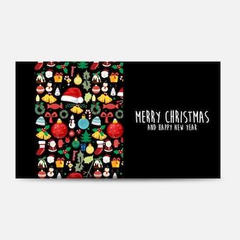메리 크리스마스 카드